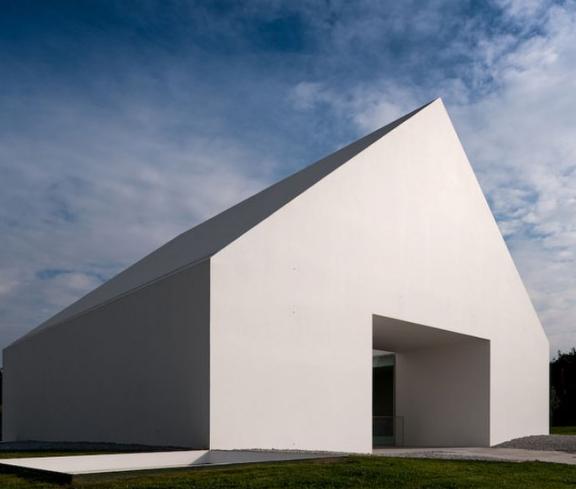 Maison minimaliste construction contemporaine for Construction maison minimaliste