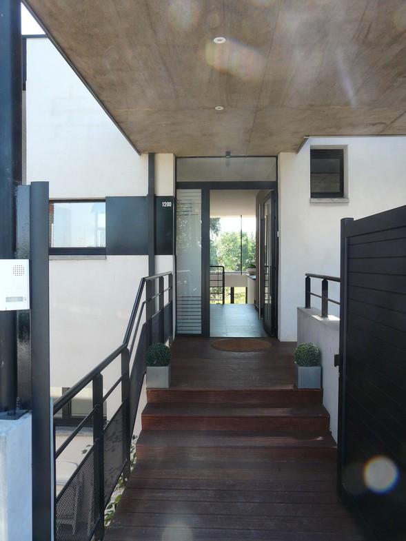Maison de ville ultra contemporaine construction contemporaine - Piscine creusee contemporaine tourcoing ...